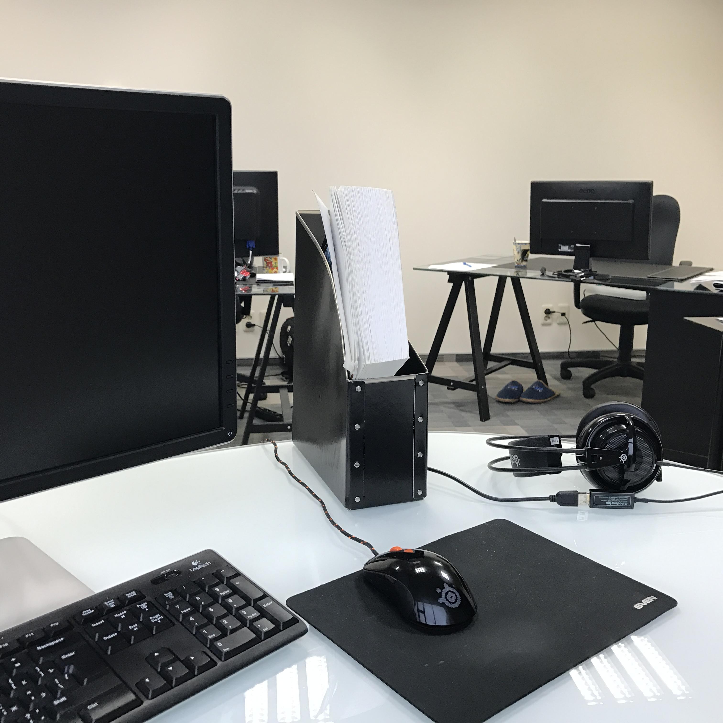 Office SeoRG.co.UK
